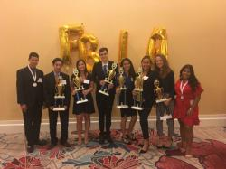Mater Lakes Academy Qualify Eight Students for FBLA Nationals