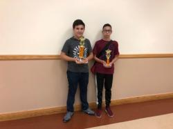 Mater Lakes Chess Places in 1st Tournament in 2019-2020