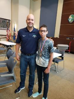 Mater Lakes Attends the Miami Lakes Mayor's Chess Challenge