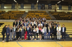 Congratulations, FBLA  at their first district competition!